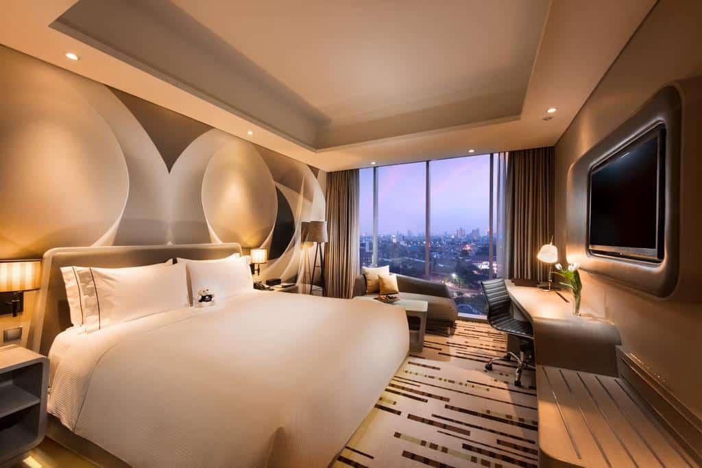 hotel 5 estrelas em Jakarta