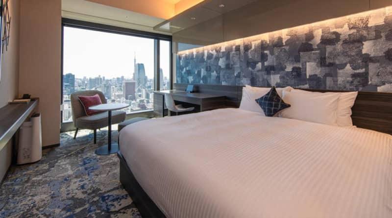 hotel em tokyo olimpiadas 2021