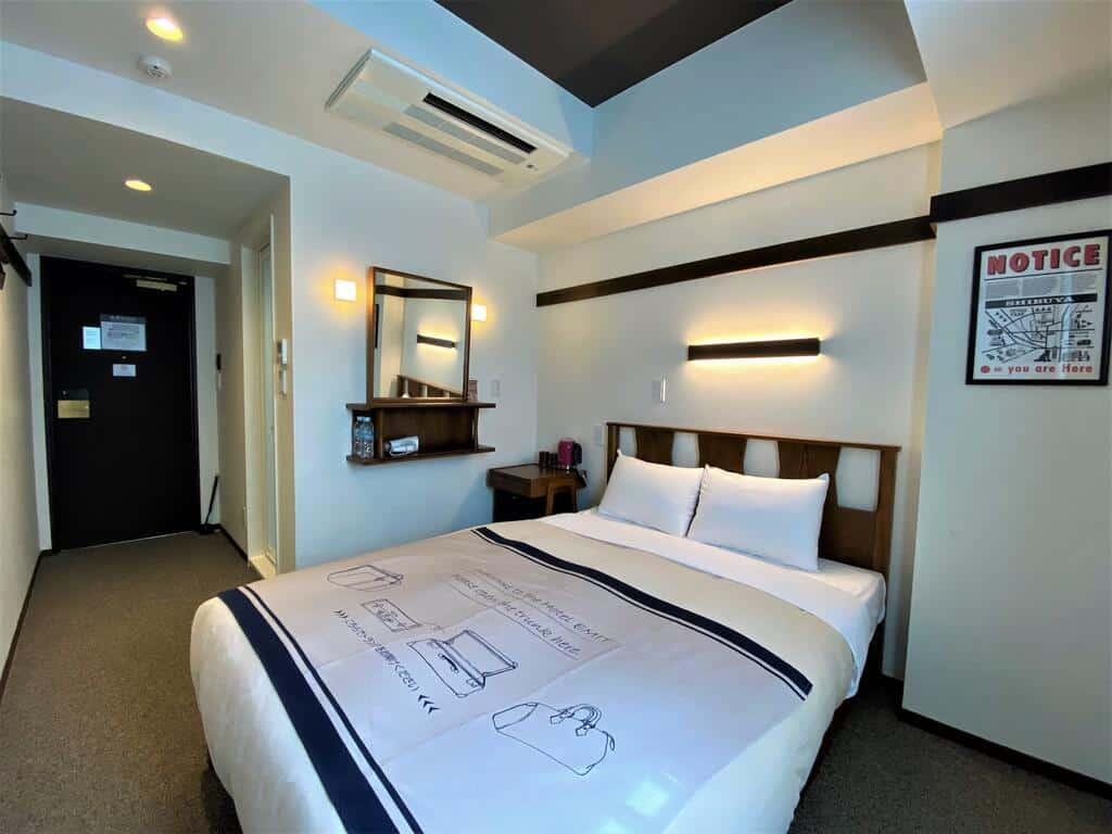 hotel barato em toquio