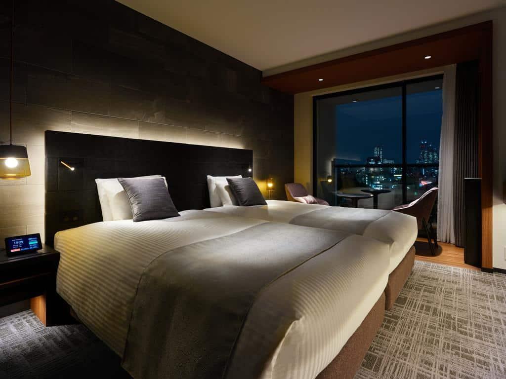hotel 4 estelas em Tokio
