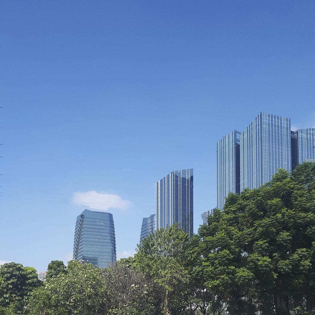 parque do povo em São Paulo