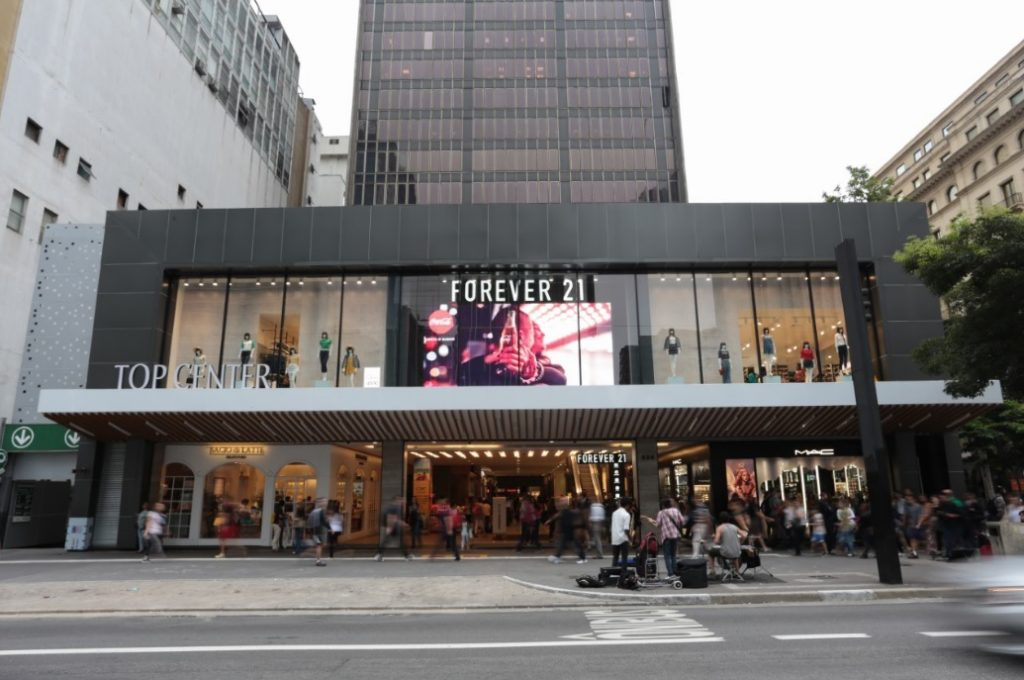 shopping na avenida paulista, top center shopping