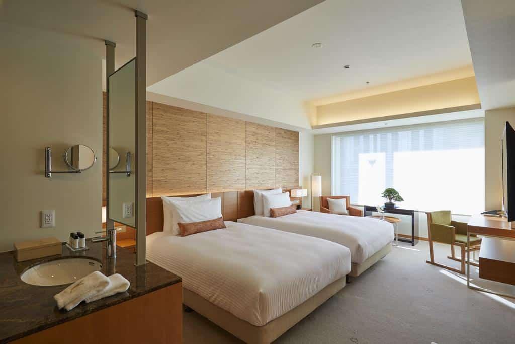 hotel 4 estrelas em toquio