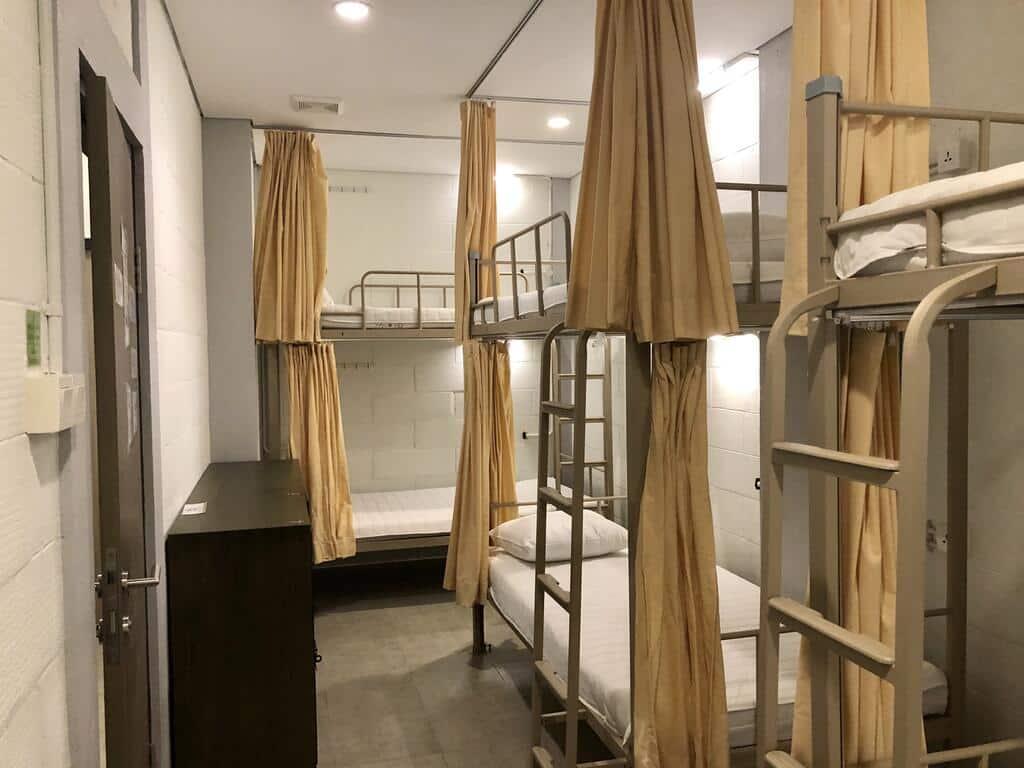 hostel em jacarta, onde se hospedar