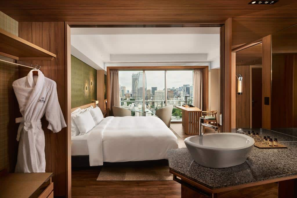 hotel olimpiadas toquio 2020