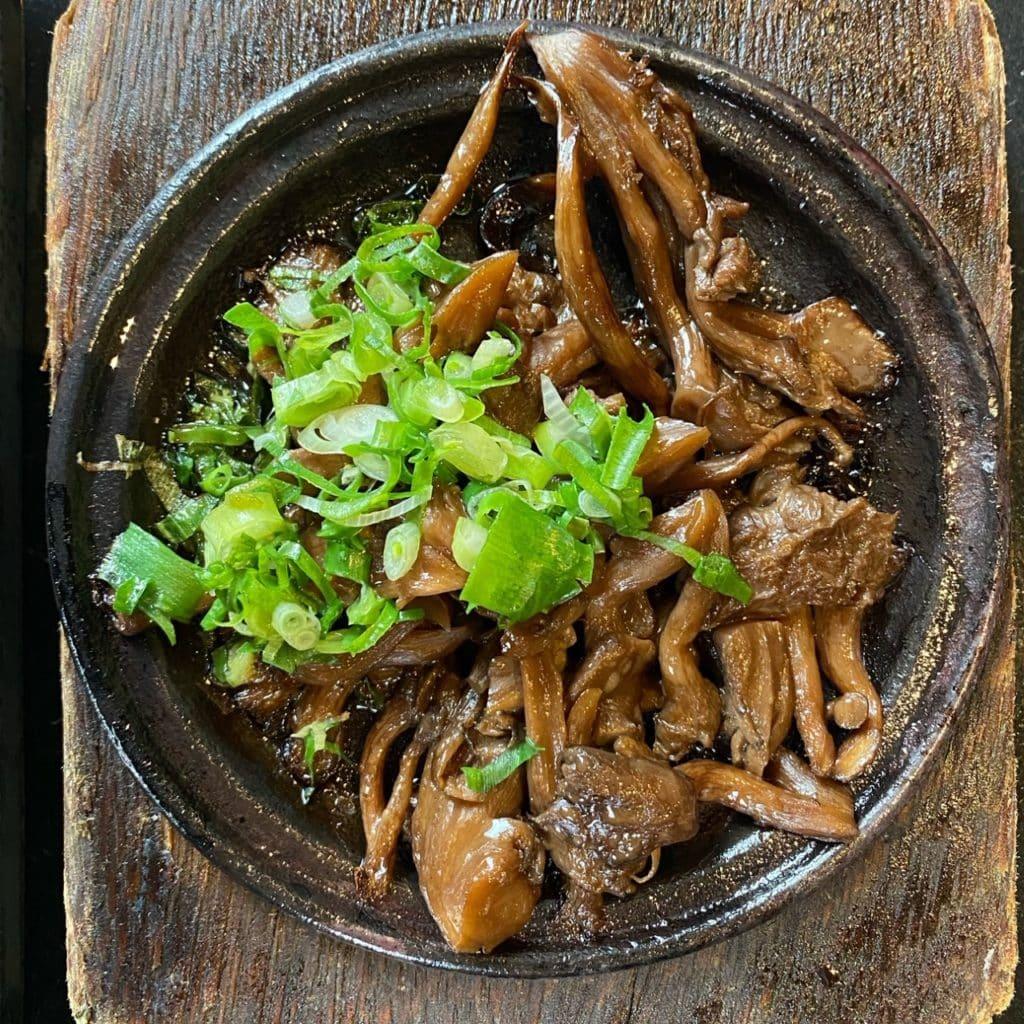 Shimeji comida japonesa em sao paulo