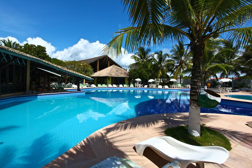 hotel com piscina em porto seguro