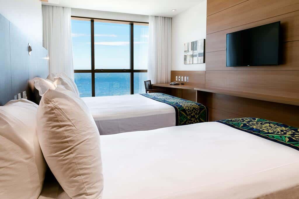 hotel barato na praia de copacabana