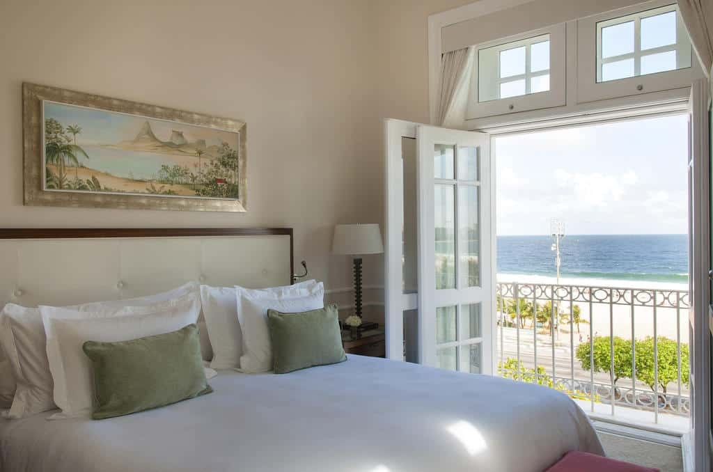 hotel 5 estrelas na orla de copacabana