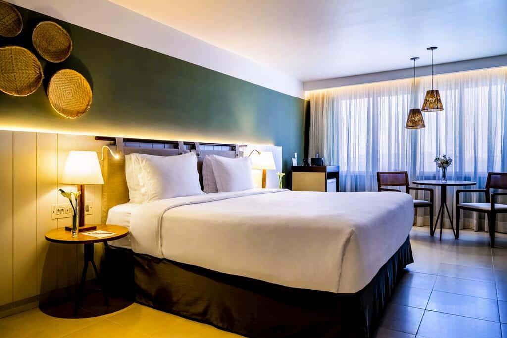 hotel 4 estrelas em copacabana