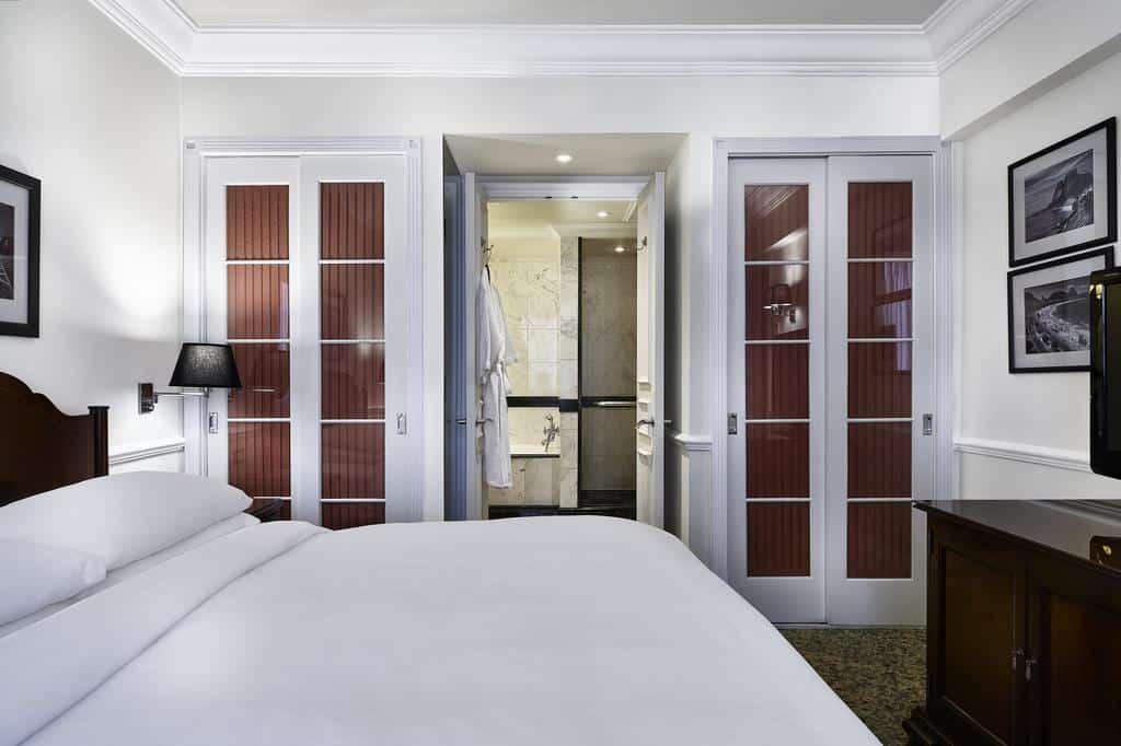 hotel em frente a praia de copacabana