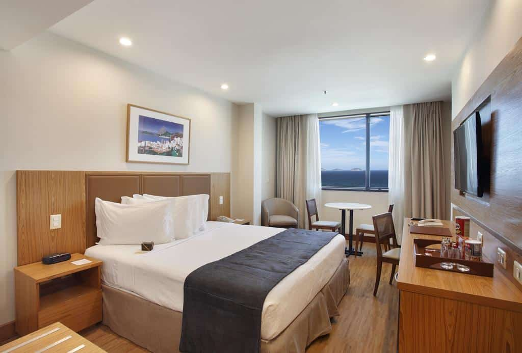 hotéis na orla de copacabana