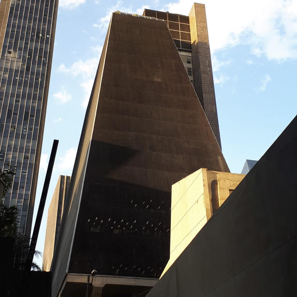 Fiesp Avenida Paulista, ponto turistico na avenida paulista