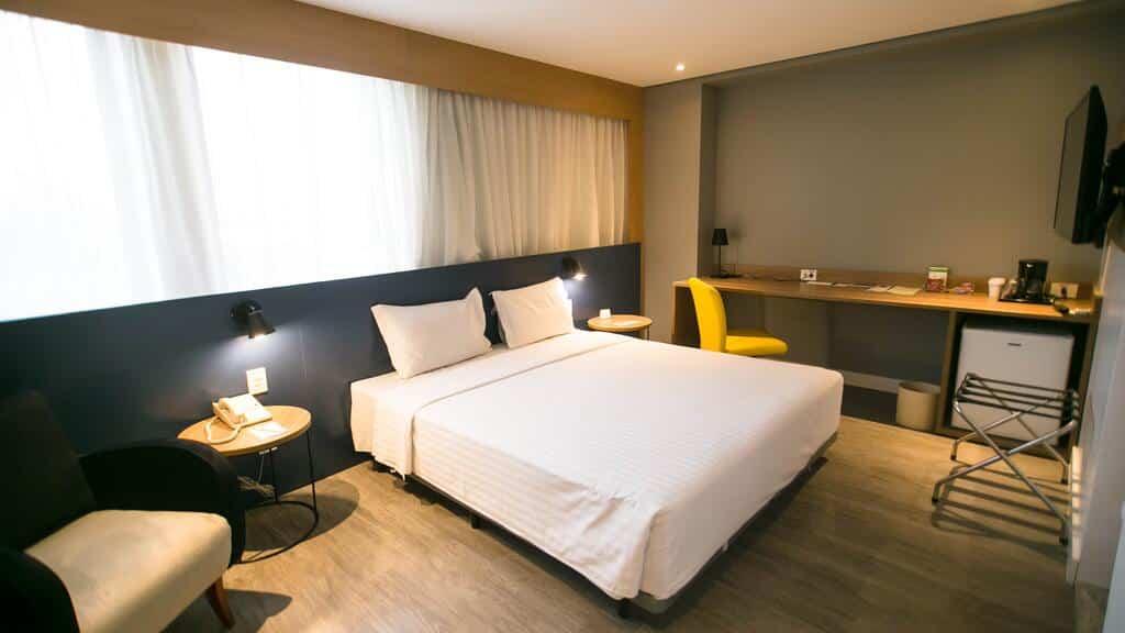 hoteis perto do sambodromo do anhembi, hotéis em são paulo