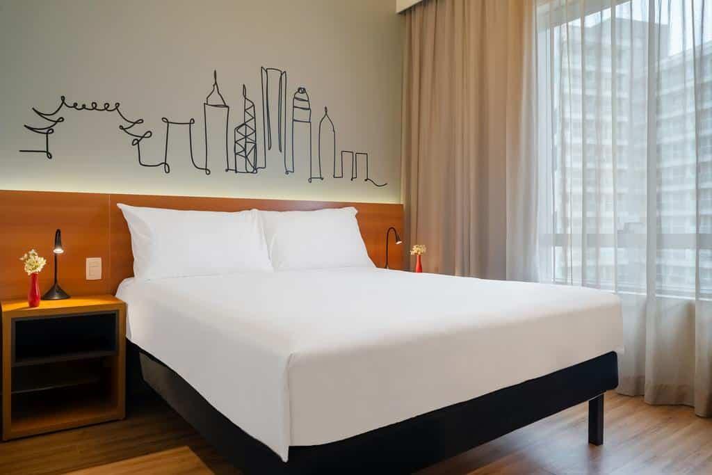 hotéis em são paulo, hotel na 25 de março