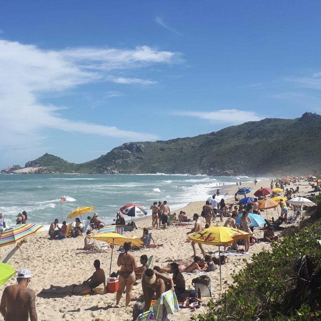 Praia do Mole Florianópolis