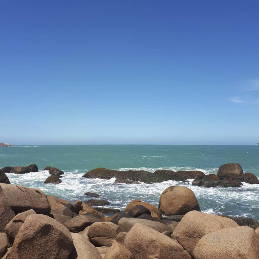 melhores praias de santa catarina, praia do mole
