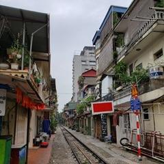 mochilão pela ásia Hanoi