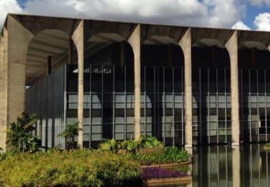 roteiro a pé em Brasília