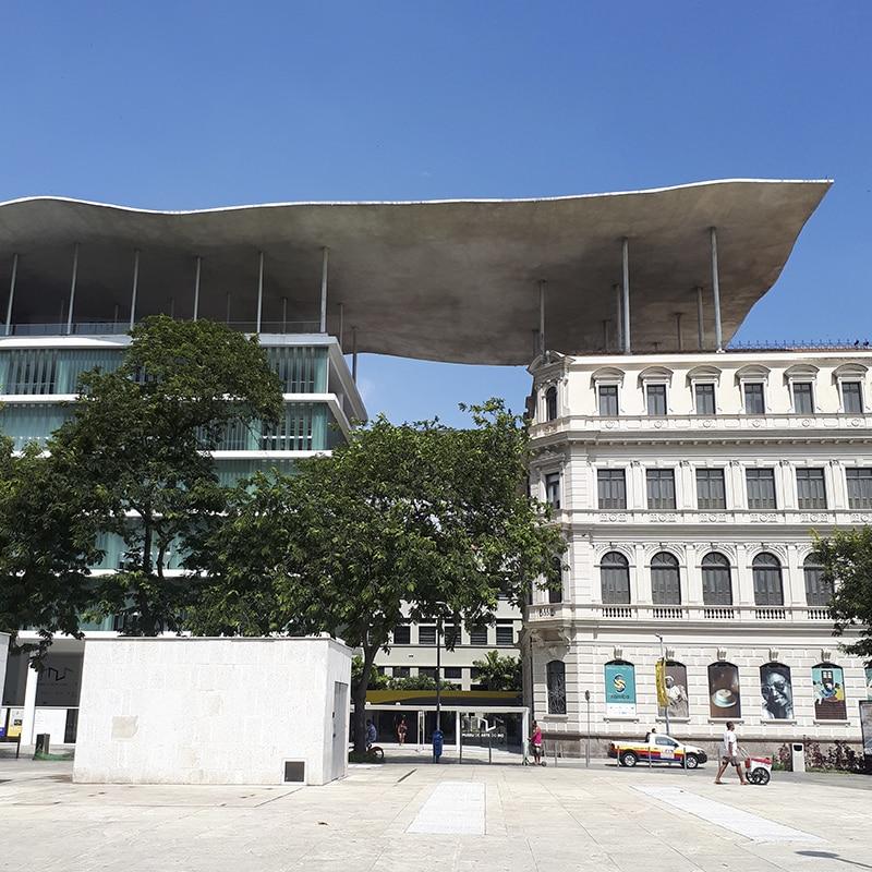 museu de arte rio, museu imperdível no rio de janeiro
