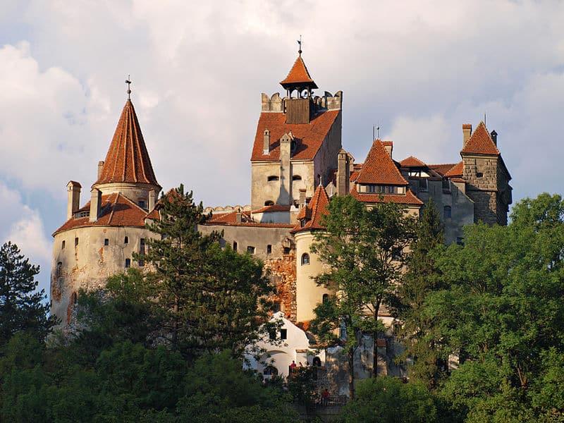 Castelo Drácula Romênia , o que fazer na romenia