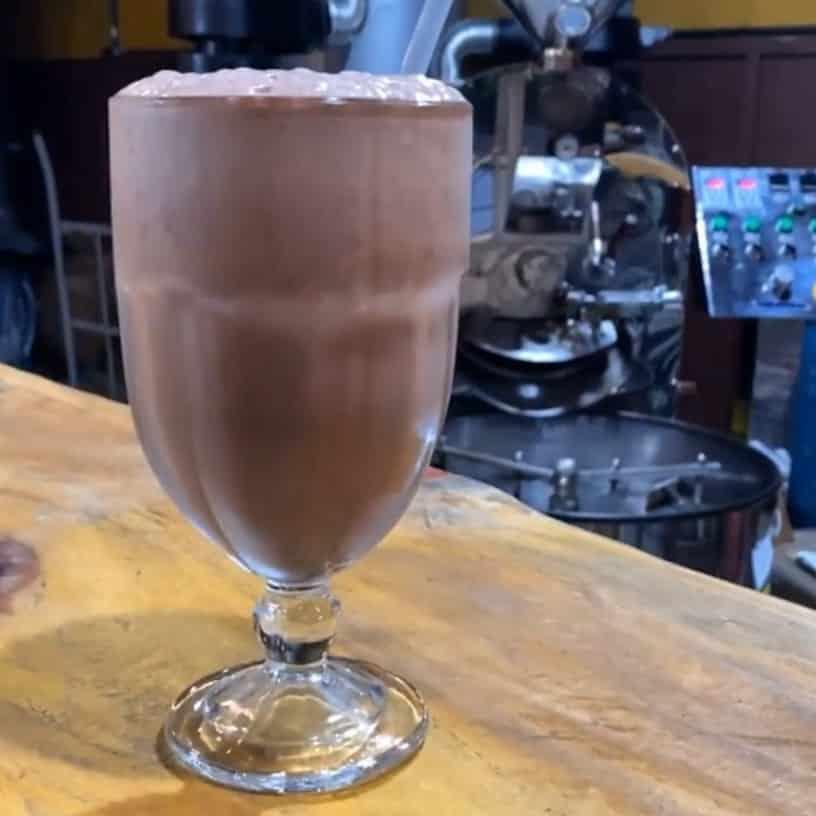 Cereja do Café Santo André