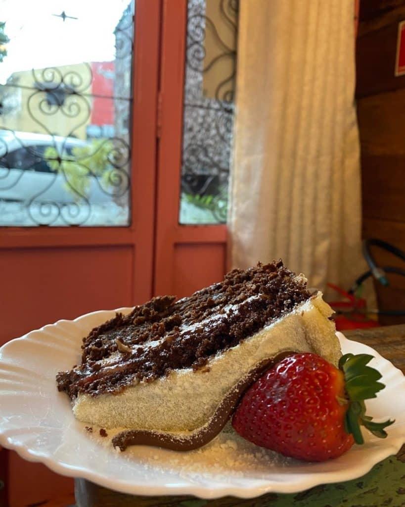 Prazeres da Gula, cafeteria em Santo André