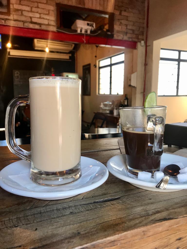 The Coffee is on the Table, onde tomar café em santo andré