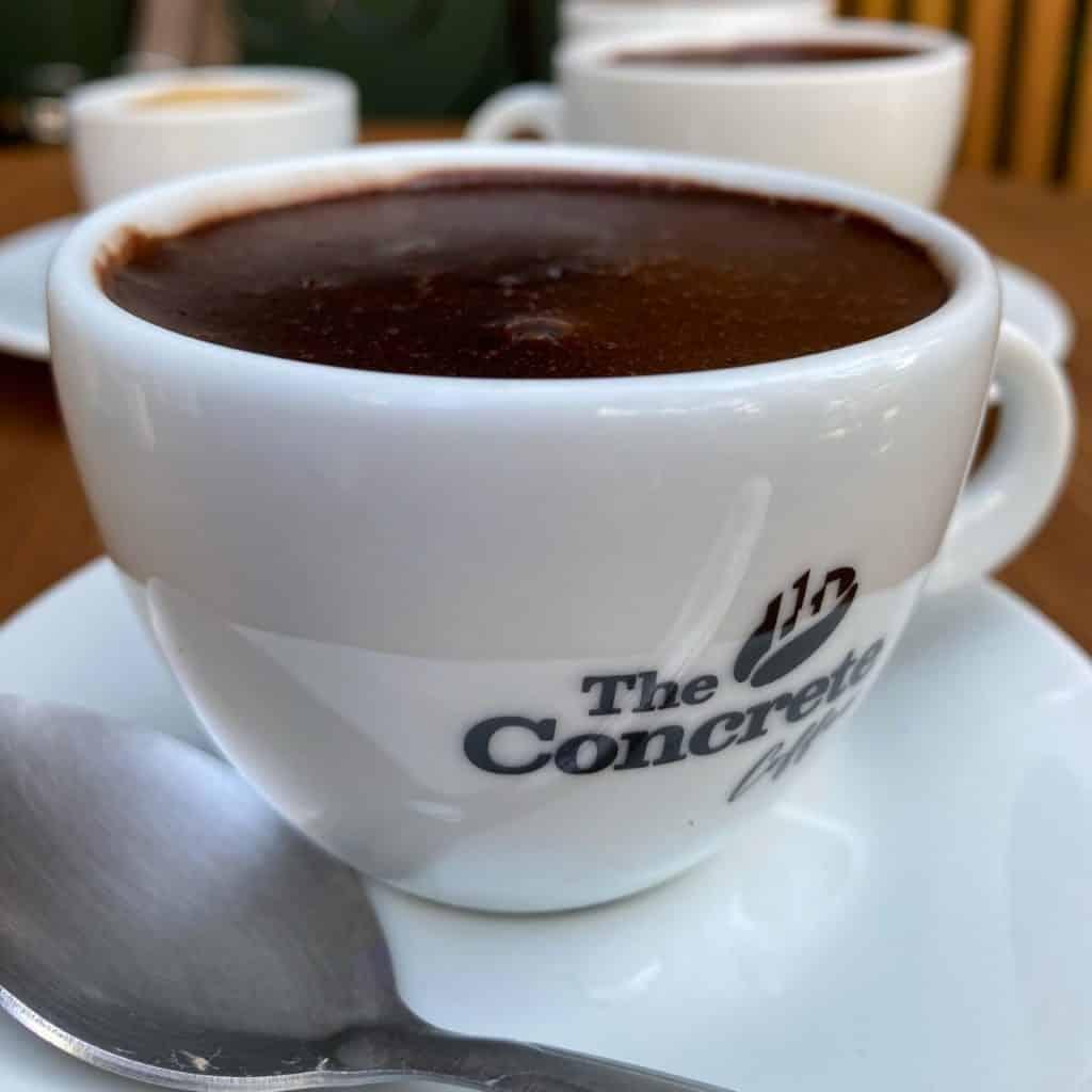 The Concrete Coffee