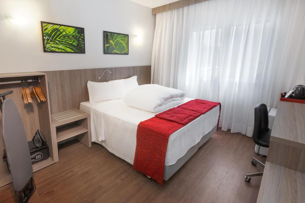 hotéis próximos ao Aeroporto de Viracopos