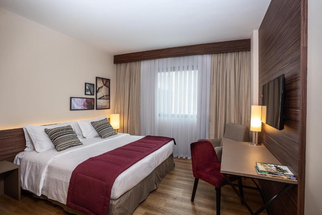 hotel 4 estrelas próximo ao aeroporto de viracopos